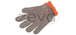 Zeva Five Digit Chainmail Gloves